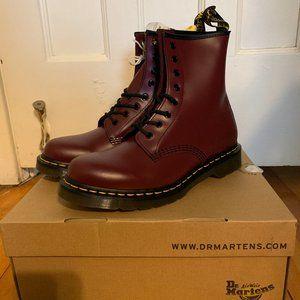 Dr. Marten's 1460 Original 8-Eye Leather Boot